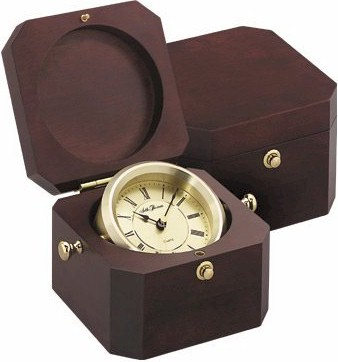 1444 Seth Thomas Fitzgerald Captain Clock