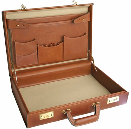 "A1142 5"" Extended Edge Attache"