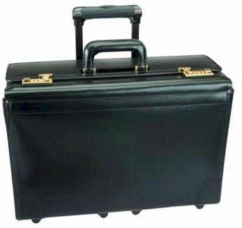 "C108418  Classic Korchmar 18"" Catalog Case"