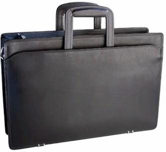 Z1138 Leather Speality Korchmar Schlesinger Top Zip