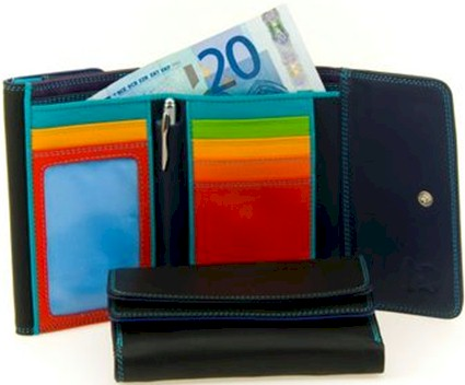 250 Mywalit Double Flap Wallet