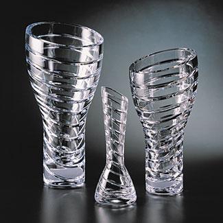 5112 Nambe Spector Vase