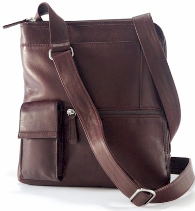 7046 Osgood Marley Top Zip Crossbody Bag