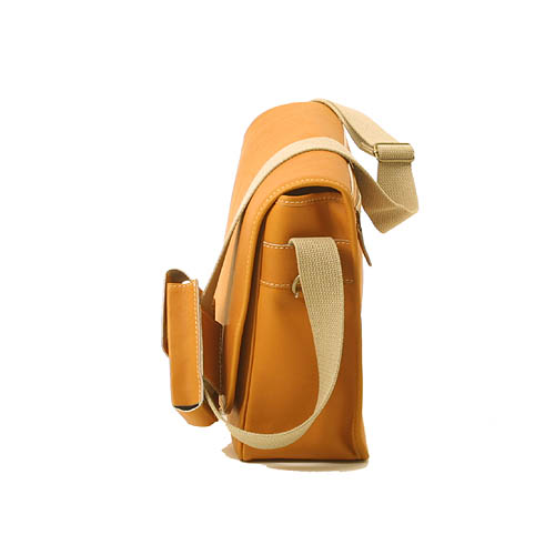 Click To See Rawlings Collection Leather Messenger Bag