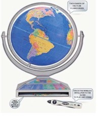 39820  Replogle Intelliglobe Deluxe