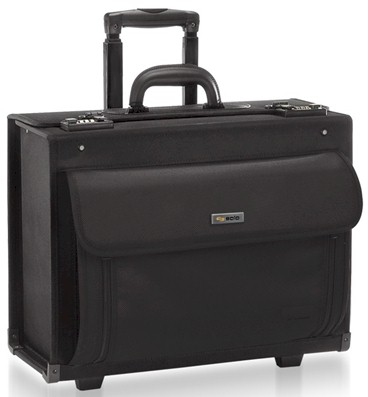 "B78 Solo Classic 17"" Rolling Catalog Case"