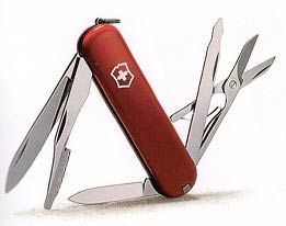 #53401 Swiss Army 74MM Executive Knife