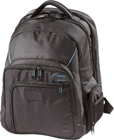 4051106 travelpro executive pro checkpoint friendly computer backpack