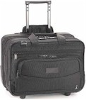 See Ballistic Nylon Wheeled Business Briefcase  click here...