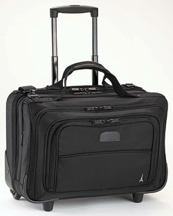 5607 travelpro deluxe rolling computer brief