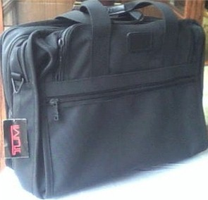 206 Tumi Expandable Full Pocket Organizer
